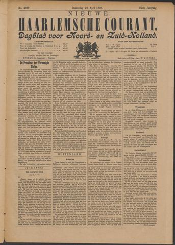 Nieuwe Haarlemsche Courant 1897-04-29