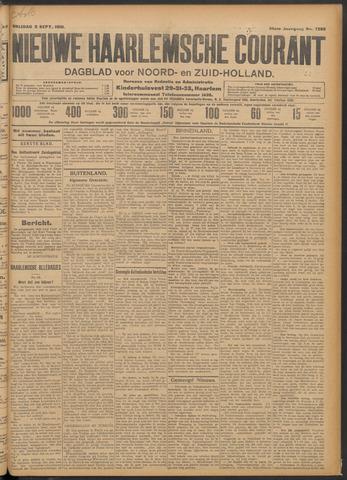Nieuwe Haarlemsche Courant 1910-09-02