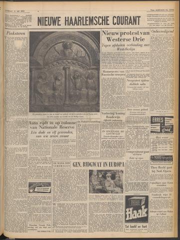 Nieuwe Haarlemsche Courant 1952-05-31