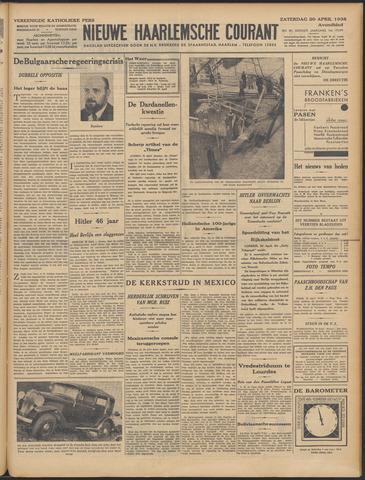 Nieuwe Haarlemsche Courant 1935-04-20