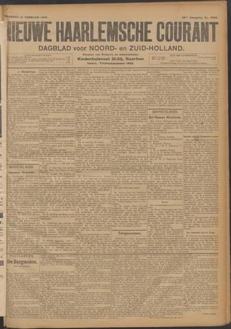 Nieuwe Haarlemsche Courant 1908-02-10