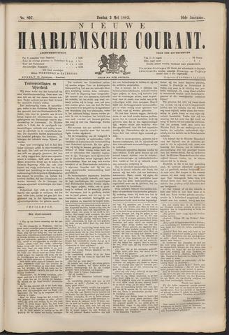 Nieuwe Haarlemsche Courant 1885-05-03