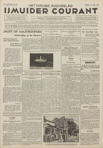 IJmuider Courant 1938-06-17