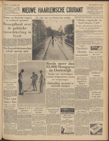 Nieuwe Haarlemsche Courant 1956-11-26