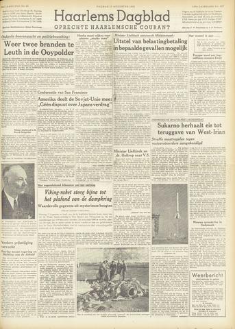 Haarlem's Dagblad 1951-08-17