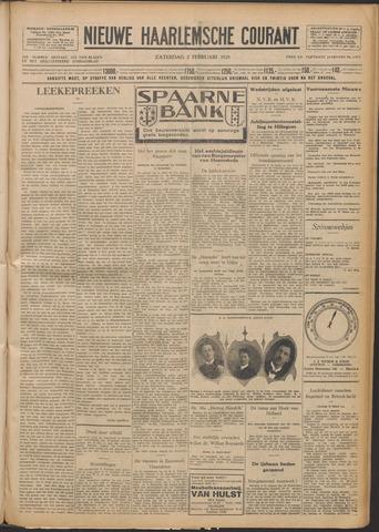 Nieuwe Haarlemsche Courant 1929-02-02