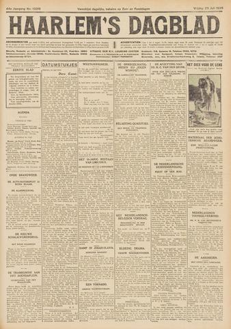 Haarlem's Dagblad 1926-07-23