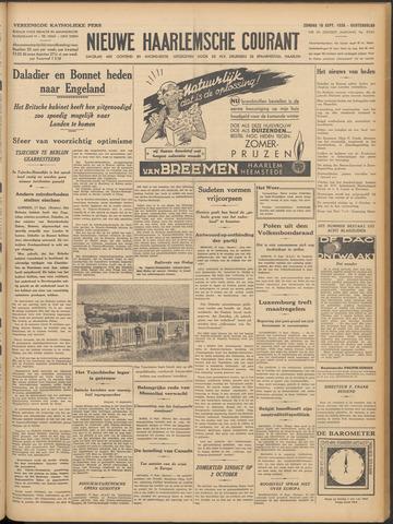 Nieuwe Haarlemsche Courant 1938-09-18