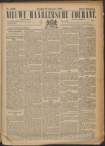 Nieuwe Haarlemsche Courant 1896-01-19
