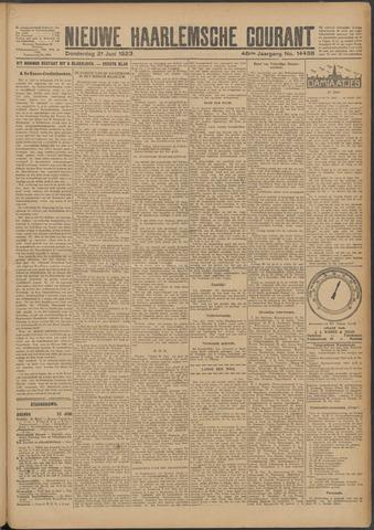 Nieuwe Haarlemsche Courant 1923-06-21