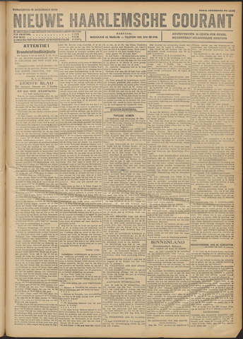 Nieuwe Haarlemsche Courant 1920-12-16