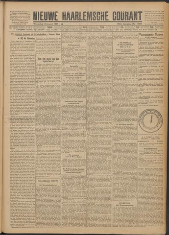 Nieuwe Haarlemsche Courant 1927-01-12