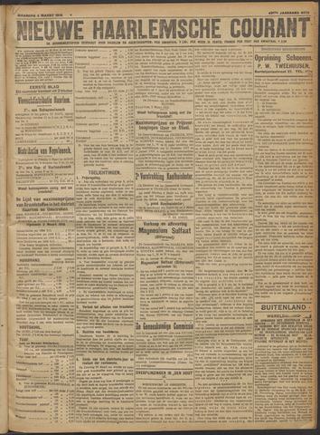 Nieuwe Haarlemsche Courant 1918-03-04