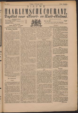 Nieuwe Haarlemsche Courant 1901-02-08