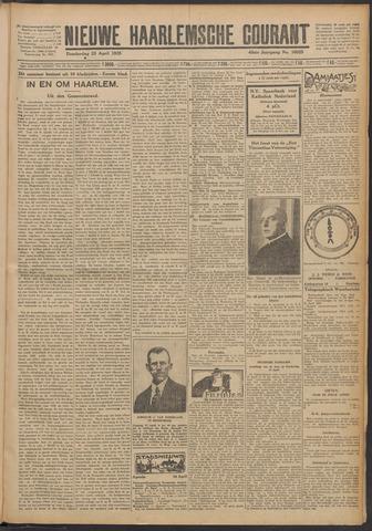 Nieuwe Haarlemsche Courant 1925-04-23