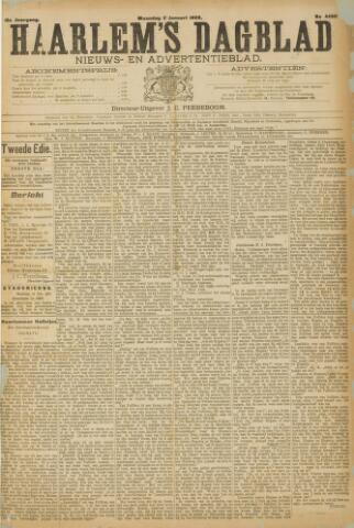 Haarlem's Dagblad 1898