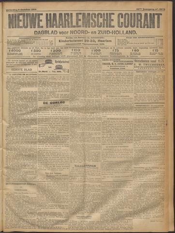 Nieuwe Haarlemsche Courant 1915-10-09