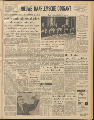 Nieuwe Haarlemsche Courant 1958-12-23