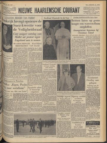 Nieuwe Haarlemsche Courant 1957-05-16