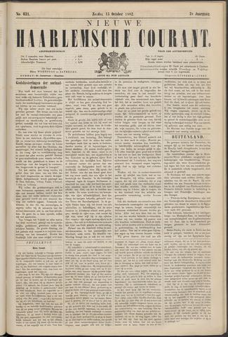Nieuwe Haarlemsche Courant 1882-10-15