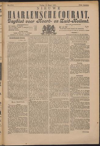 Nieuwe Haarlemsche Courant 1901-03-15