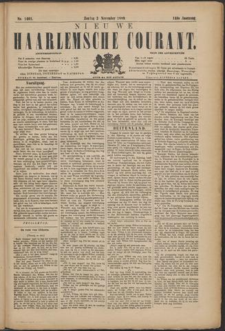 Nieuwe Haarlemsche Courant 1889-11-03