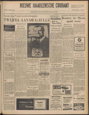 Nieuwe Haarlemsche Courant 1965-12-03