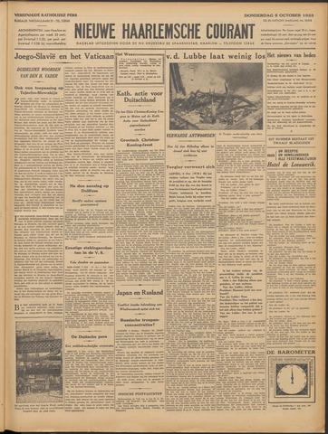 Nieuwe Haarlemsche Courant 1933-10-05