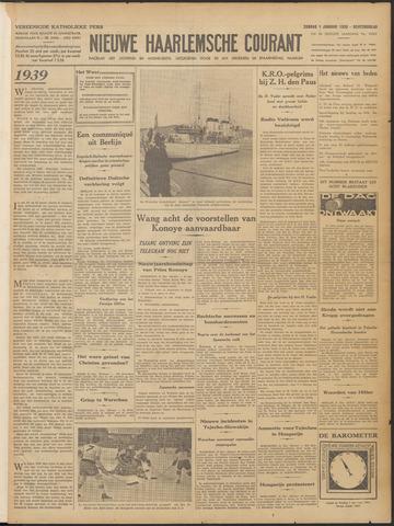 Nieuwe Haarlemsche Courant 1939-01-01