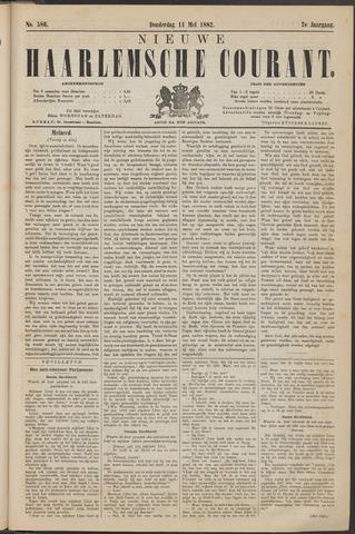 Nieuwe Haarlemsche Courant 1882-05-11
