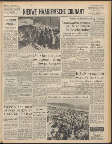 Nieuwe Haarlemsche Courant 1955-06-06
