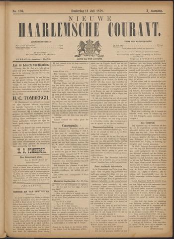 Nieuwe Haarlemsche Courant 1878-07-11