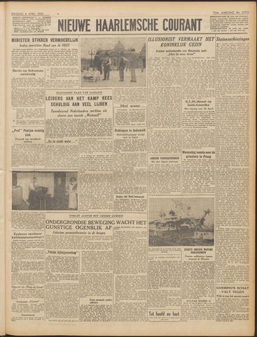 Nieuwe Haarlemsche Courant 1950-04-04