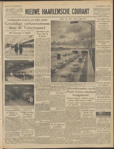 Nieuwe Haarlemsche Courant 1957-09-30