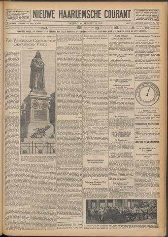 Nieuwe Haarlemsche Courant 1929-08-30