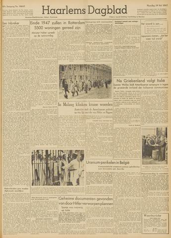 Haarlem's Dagblad 1947-05-19