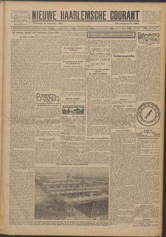 Nieuwe Haarlemsche Courant 1924-11-12