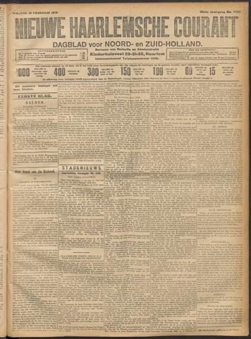 Nieuwe Haarlemsche Courant 1912-02-13