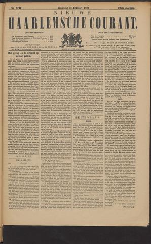 Nieuwe Haarlemsche Courant 1895-02-13
