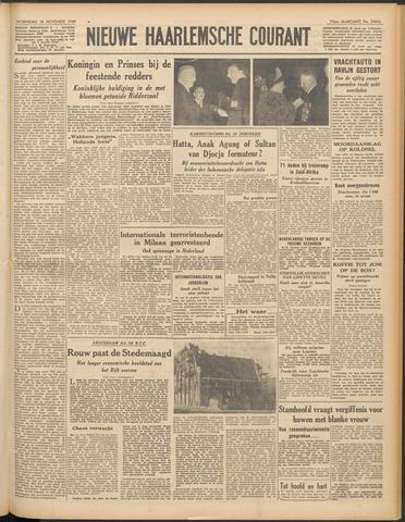 Nieuwe Haarlemsche Courant 1949-11-16