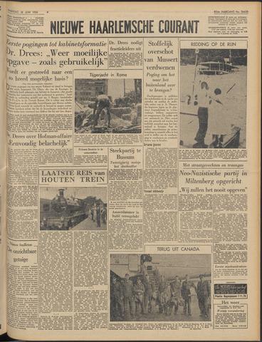 Nieuwe Haarlemsche Courant 1956-06-18