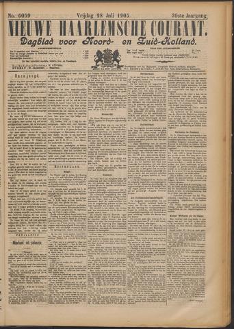 Nieuwe Haarlemsche Courant 1905-07-28