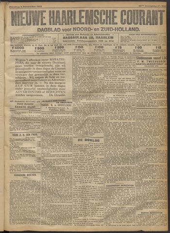 Nieuwe Haarlemsche Courant 1915-11-09