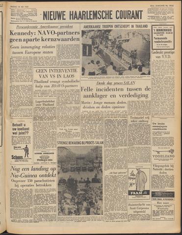 Nieuwe Haarlemsche Courant 1962-05-18