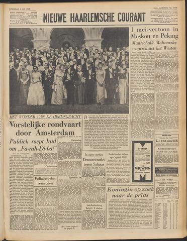 Nieuwe Haarlemsche Courant 1962-05-02