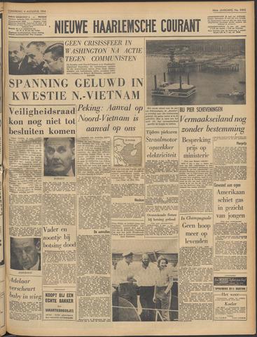 Nieuwe Haarlemsche Courant 1964-08-06