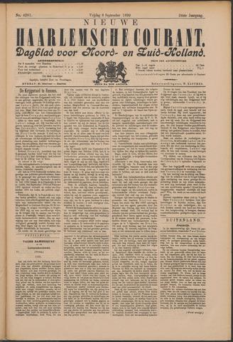 Nieuwe Haarlemsche Courant 1899-09-08