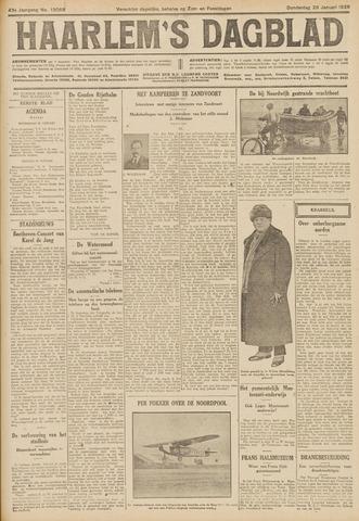 Haarlem's Dagblad 1926-01-28