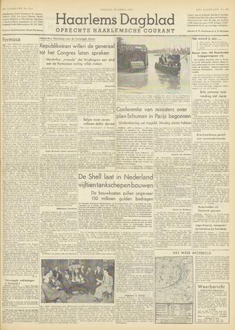 Haarlem's Dagblad 1951-04-13