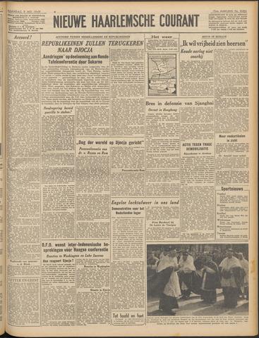 Nieuwe Haarlemsche Courant 1949-05-09
